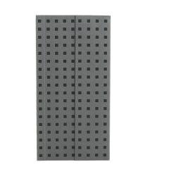 Paper-Oh Quadro Grey on Black B6.5 üres