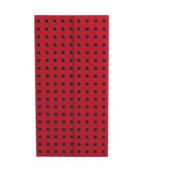 Paper-Oh Quadro Red on Black B6.5 vonalas