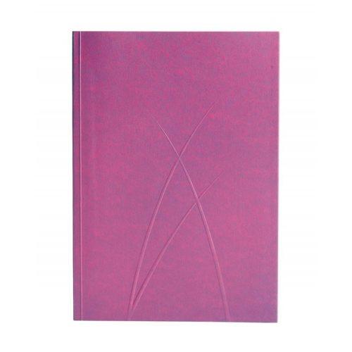 Paper-Oh Puro Fuchsia A5 vonalas