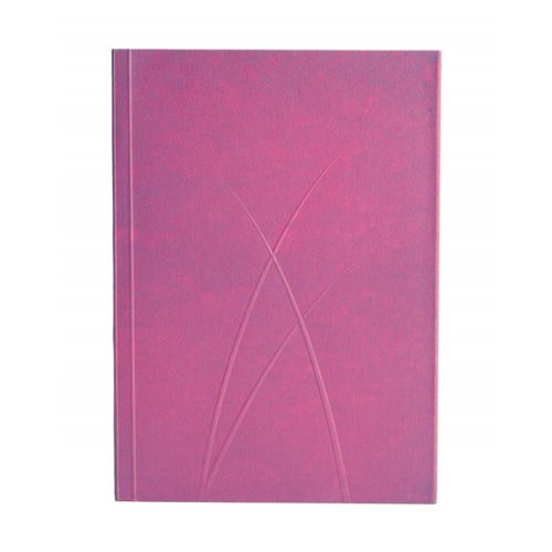 Paper-Oh Puro Fuchsia A6 vonalas