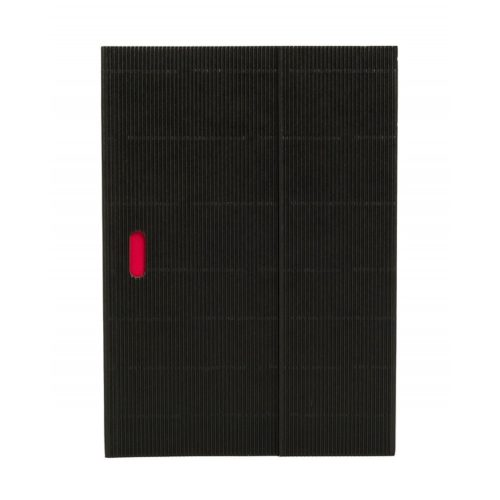 Paper-Oh Ondulo Black B5 üres