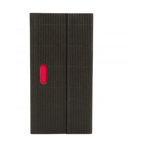 Paper-Oh Ondulo Black B6.5 üres