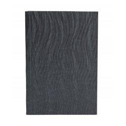 Paper-Oh Yuko-Ori Metallic Grey A7 vonalas