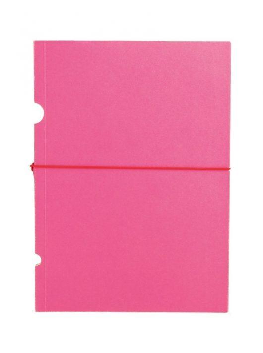 Paper-Oh Buco Hot Pink B6 vonalas