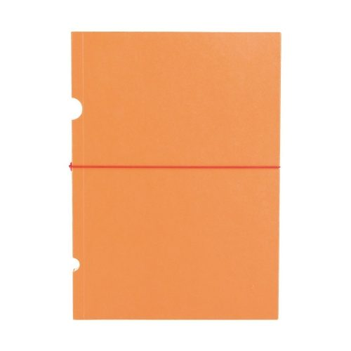 Paper-Oh Buco Orange B6 vonalas