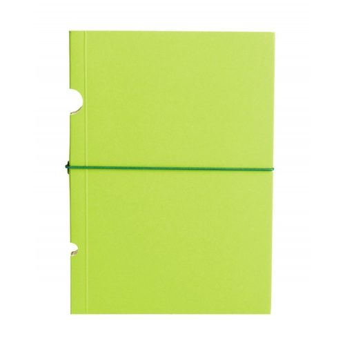 Paper-Oh Buco Lime Green B7 vonalas