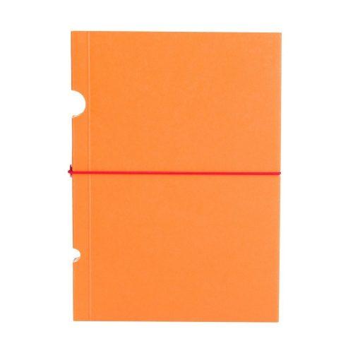 Paper-Oh Buco Orange B7 üres