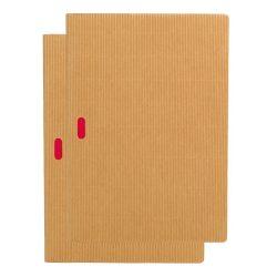Paper-Oh Cahier Ondulo Natural / Natural A4 kockás