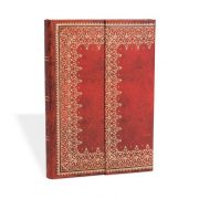 Paperblanks butikkönyv Foiled midi vonalas