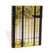 Paperblanks butikkönyv Tiffany Autumn Vine ultra vonalas