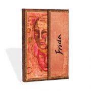 Paperblanks butikkönyv Frida Kahlo A Double Portrait mini vonalas