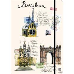 teNeues Barcelona nagy napló