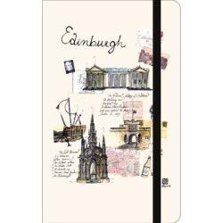 teNeues Edinburgh kis városi napló