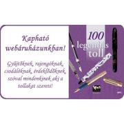 100 legendás toll