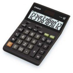 CASIO D 120 B S asztali számológép