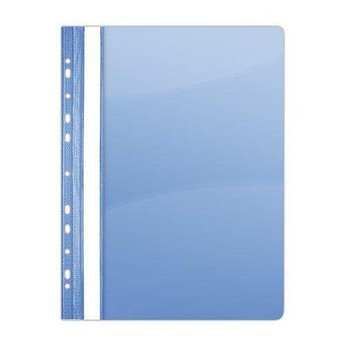 Gyorsfűző, lefűzhető, PVC, A4, DONAU, kék (D1704K)