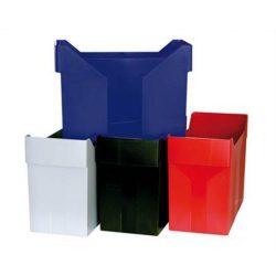 Függőmappa tároló, műanyag, DONAU, sötétkék