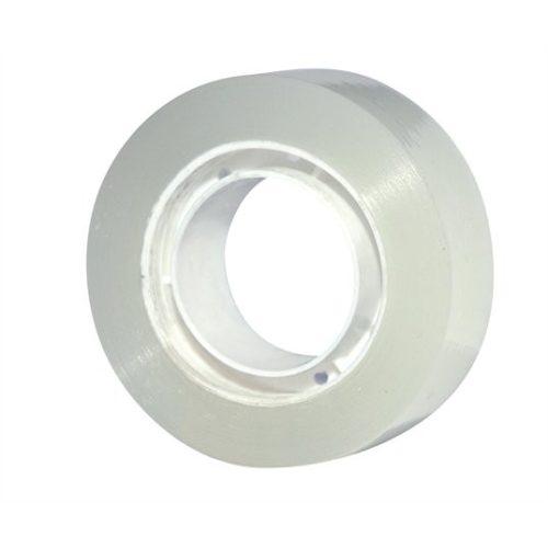 Ragasztószalag, 12 mm x 10 m, DONAU, átlátszó