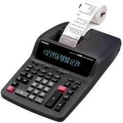CASIO DR 320 TEC nyomtatós számológép