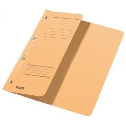 Gyorsfűző, karton, A4 feles, LEITZ, chamois (E37400011), 50db