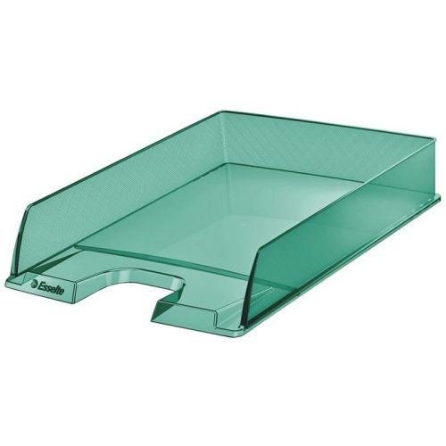 "Irattálca, műanyag, ESSELTE ""Colour'Ice"", zöld"