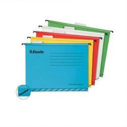 """Függőmappa, újrahasznosított karton, A4, ESSELTE """"Pendaflex Standard"""", vegyes színek (E93042)"""