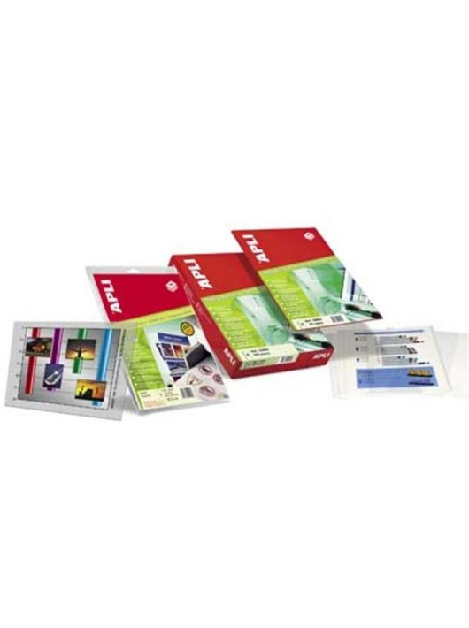 Fólia, írásvetítőhöz, A4, fénymásolóba, adagolóba tölthető, APLI (FOFA860)