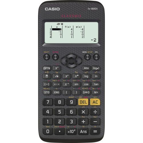 CASIO  FX 82EX tudományos számológép