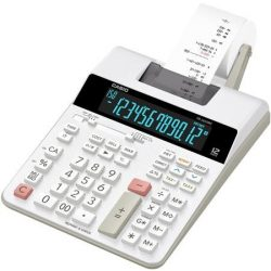"""Számológép, szalagos, 12 számjegy, 2 színű nyomtató, CASIO """"FR-2650 RC"""""""