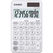 """Számológép, asztali, 10 számjegy, CASIO """"SL 310"""" fehér"""
