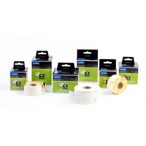 Etikett, LW nyomtatóhoz, 25x25 mm, 750 db etikett, DYMO (GD9120)