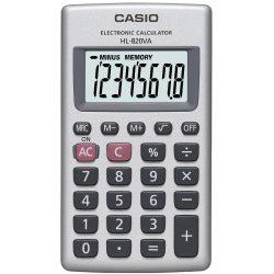 CASIO HL 820VA zsebszámológép