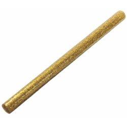 Csillámos ragasztó stick, 3 db, 7 x 200 mm, arany