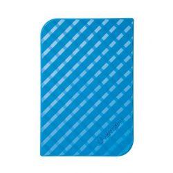 "2,5"" HDD (merevlemez), 1TB, USB 3.0, VERBATIM ""Store n Go, kék"
