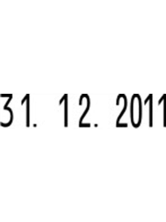 """Dátumbélyegző, fordított, COLOP """"S120"""" (IC1051206)"""
