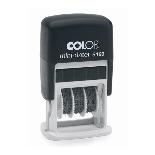 "Dátumbélyegző, COLOP ""S 160"" (IC1051600)"