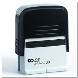 "Bélyegző, COLOP ""Printer C 30"" (IC1373001)"