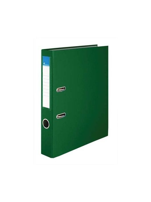 "Iratrendező, 50 mm, A4, PP/karton, VICTORIA, ""Basic"", zöld (IDI50ZN)"