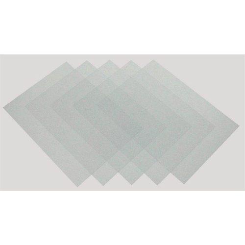 Előlap, A4, 150 mikron, FELLOWES, víztiszta (IFW53760)