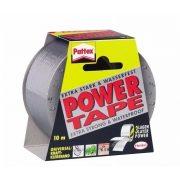 """Ragasztószalag, 50 mm x 10 m, HENKEL """"Pattex Power Tape"""", ezüst (IHPT10SB)"""