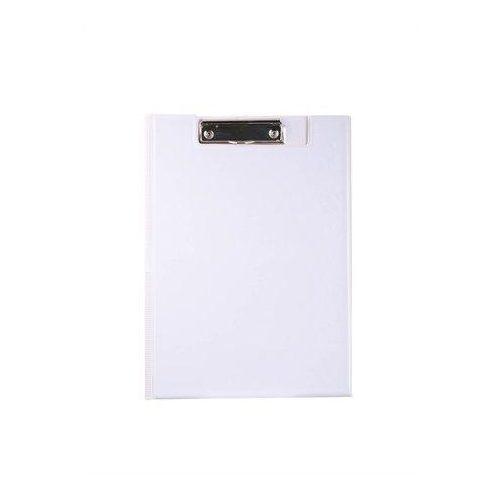 Felírótábla, fedeles, A4, zsebes, VICTORIA, fehér (IIVFF01)