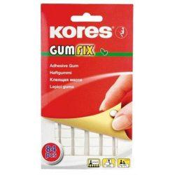 """Gyurmaragasztó, 84 kocka/csomag, KORES """"Gumfix"""" (IK31600)"""