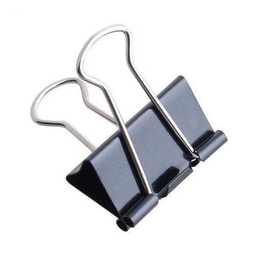 Bindercsipesz, 51 mm, VICTORIA, fekete (IKVBR51)