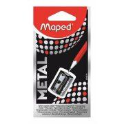 """Hegyező, egylyukú, fém, MAPED """"Satellite"""" (IMA034019)"""