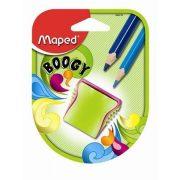 """Hegyező, kétlyukú, tartályos, MAPED """"Boogy"""", vegyes színek (IMA062210)"""