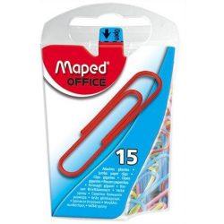 Gemkapocs, 50 mm, MAPED, színes (IMA342011)
