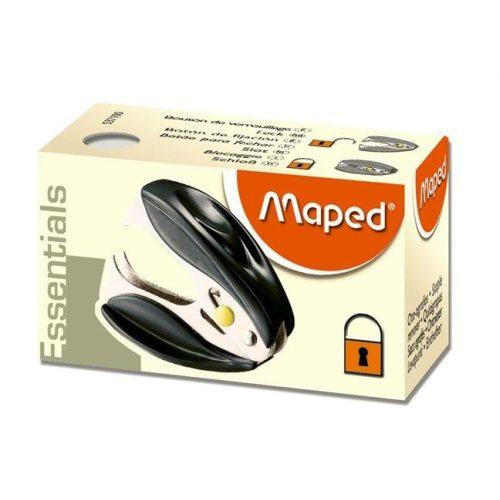 Kapocskiszedő, biztonsági zárral, dobozos, MAPED (IMA537100)