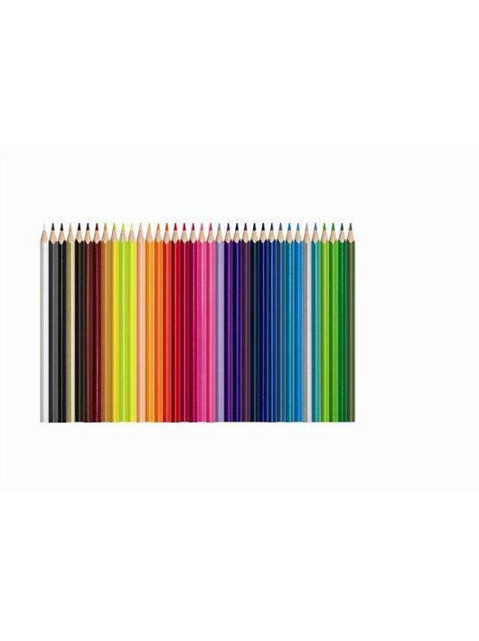 """Színes ceruza készlet, háromszögletű, MAPED """"Color'Peps"""", 36 különböző szín (IMA832017)"""