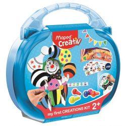 """Kreatív készségfejlesztő készlet, MAPED CREATIV, """"Early age"""", varázslatos cirkuszvilág"""