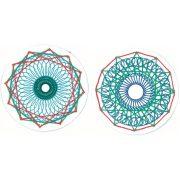 """Mandala készítő kreatív készségfejlesztő készlet, MAPED CREATIV, """"Mini Box"""""""